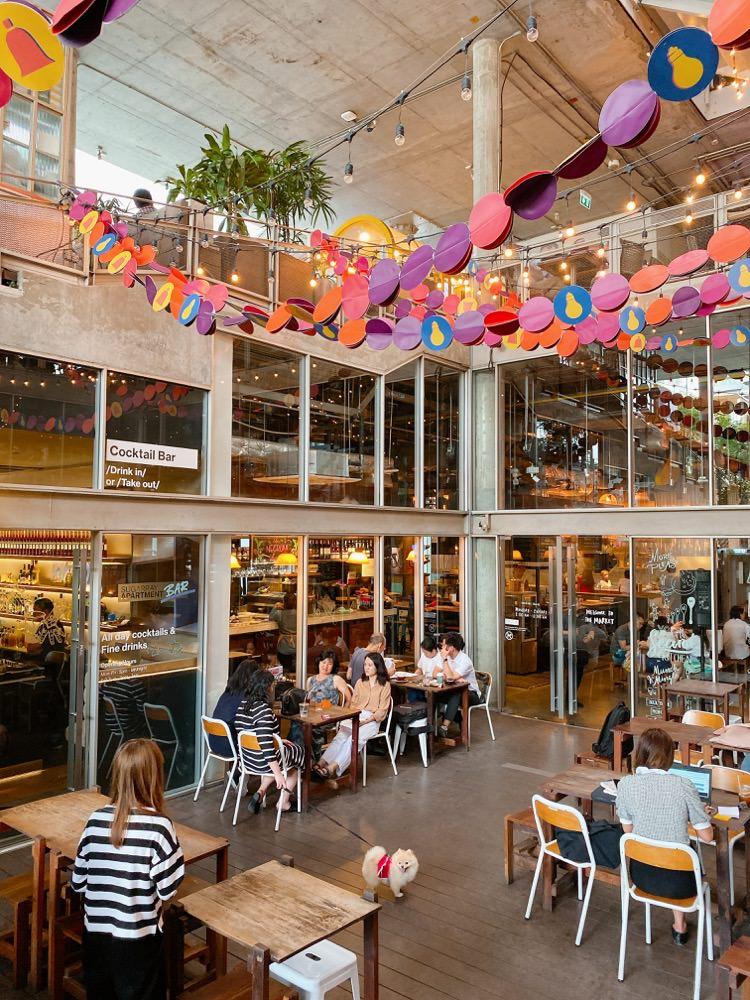 曼谷旅遊景點 the Commons