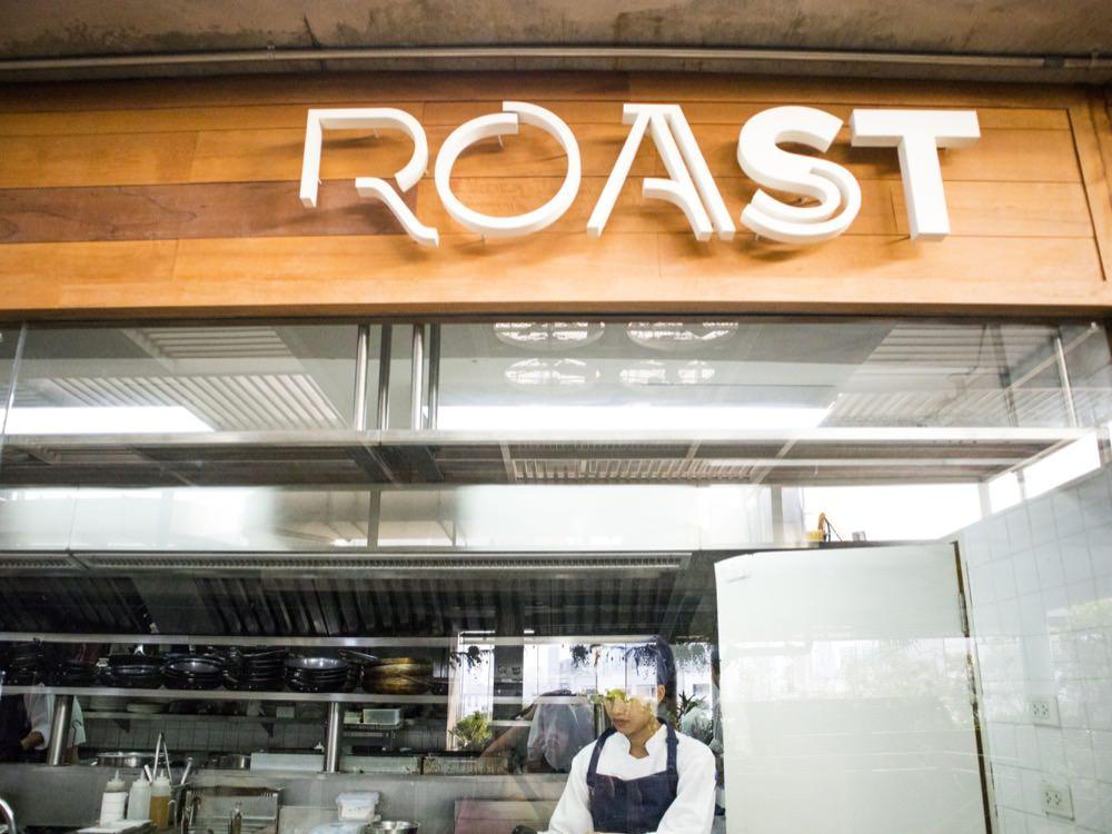 曼谷美食 早午餐 roast